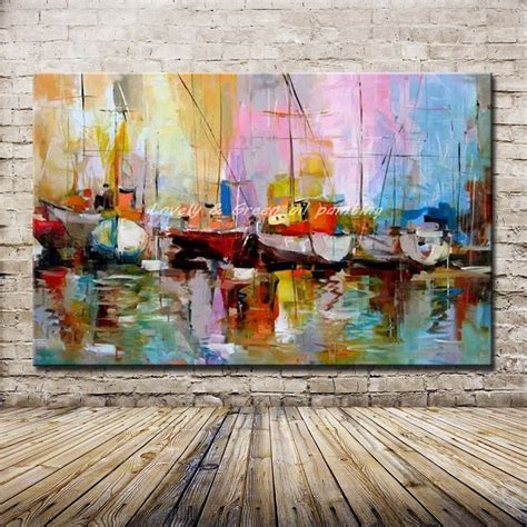 frameless pictures frameless pictures 100 hand painted modern abstract oil paintings on canvas wall art pictures