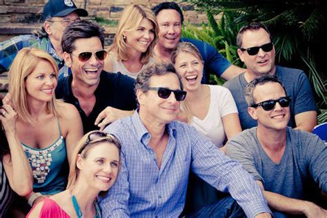 full house videos the full house cast reunite 25 years later moviehole