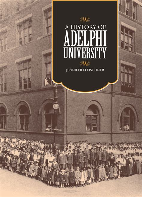 Adelphi Academic Calendar New Book Offers A Historical View Of Adelphi