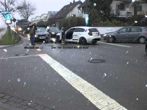 Bmw 1er F20 Rasseln by Unfall Mit Einem 7er E32 730i Und 125i Bmw Total Schaden