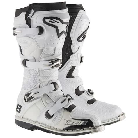 alpinestars tech 8 boots alpinestars tech 8 rs vented boots revzilla