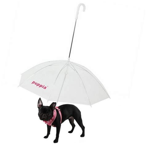 puppy umbrella puppia umbrella white bark avenue by cucciolini