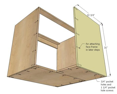 ana white build a 36 quot corner base easy reach kitchen kitchen corner cabinet woodworking plans woodshop plans