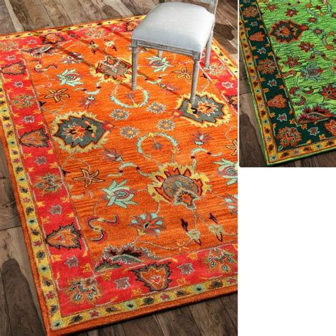 overdyed rugs overstock nuloom handmade overdyed traditional wool rug 7 6 x 9 6 traditional great deals and rugs