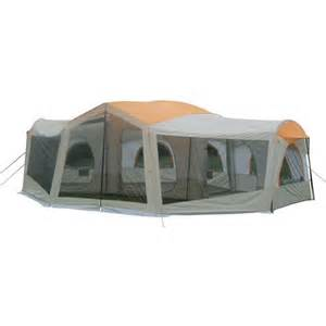 ozark trail 10 person 24 x 17 family cabin tent cing