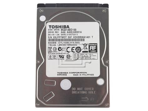 Toshiba 1tb 2 5 Harddisk toshiba mq01abd100 hdkbb96 1000gb 1tb 5400rpm 2 5
