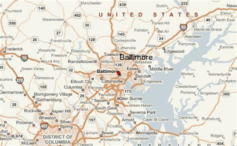 map usa baltimore maps united states map baltimore