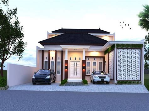 inspirasi rumah minimalis  lantai modern  bisa jadi