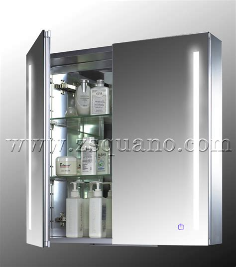 ip44 led light bathroom cabinet with demister buy