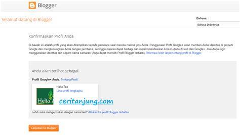 cara membuat blog rapi cara mudah membuat blog dan website gratis