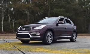 Infinity Qx50 Review Road Test Review 2016 Infiniti Qx50