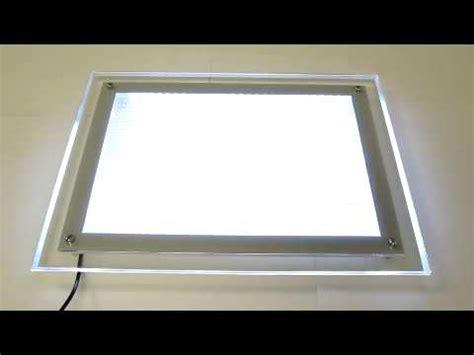 ultra thin light box tattoo tracing lightbox youtube