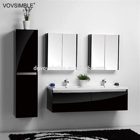 high gloss black bathroom furniture web value