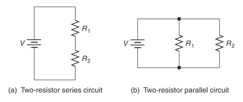 series test l circuit diagram solved ect 122 week 3 ilab 1 parts breadboard dc power