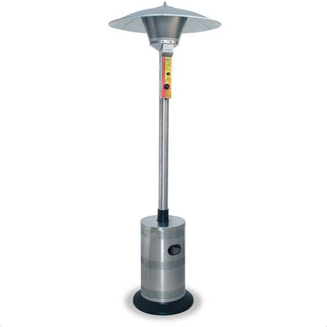 Backyard Propane Heater by Uniflame Endless Summer Commercial Propane Patio Heater Ebay