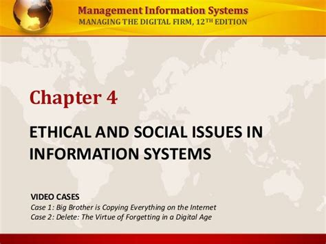 information security and ethics social and organizational issues books ethical issues of is