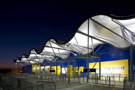 fabric architecture tensile fabric structures tensile