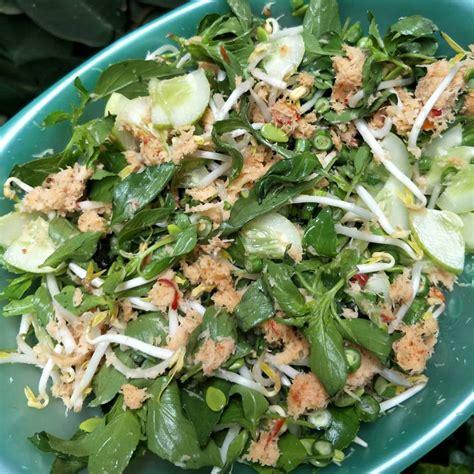 salad spesial indonesia  wisata kuliner sehat