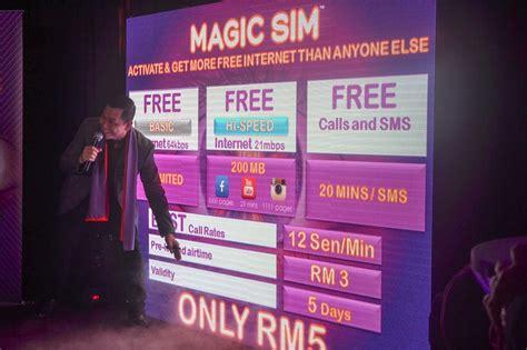 membuat sim dimana celcom memperkenalkan prabayar magicsim hadir dengan