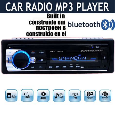 Car Stereo With Usb Port Best Buy by Aliexpress Buy 2015 New1 Din 12v Car Stereo Fm Radio