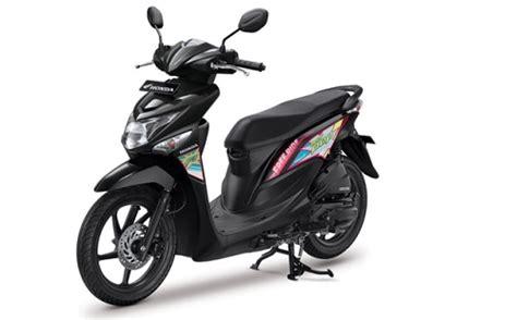 Honda Beat Metic harga honda beat pop esp dan spesifikasi agustus 2018
