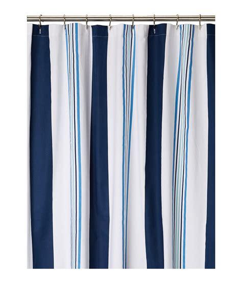 Kassatex Cabana Stripe Shower Curtain At Zappos Com
