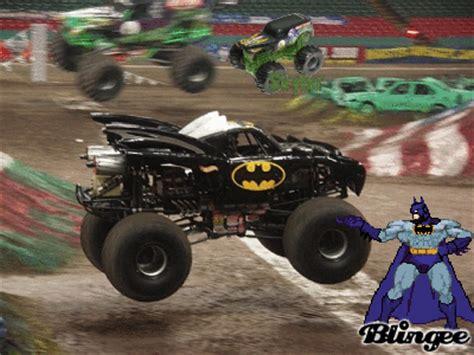monster jam batman grave digger vs batman picture 117180066 blingee com