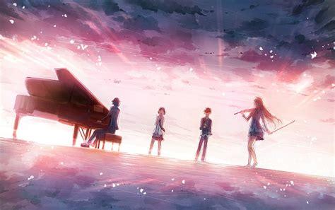 Anime 5x5 by Resultado De Imagem Para Shigatsu Wa Kimi No Uso