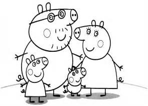peppa pig coloring book immagini da colorare peppa pig