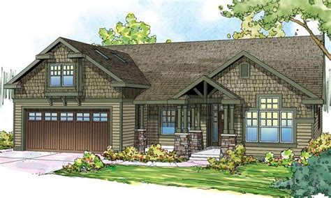 Ranch Style Bungalow House Plans by Craftsman Style Bungalow House Plans Bungalow House