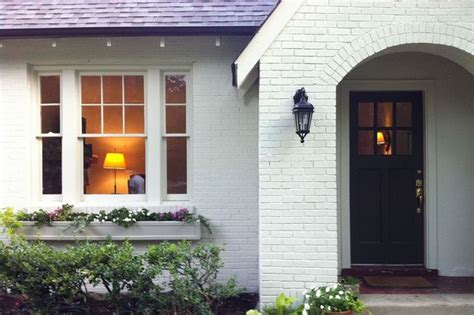 17 best images about painted brick on painted brick exteriors painted bricks and house