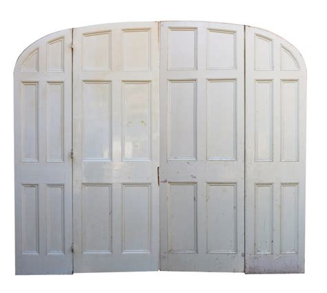 arched room dividers set of four late 19th century arched pine room dividers