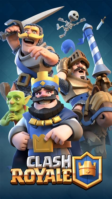 Kaos Clash Royale 01 clash royale arrives from makers of clash of clans talkandroid