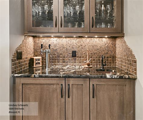 Kitchen Cabinet Styles by Wet Bar Cabinets Omega Cabinetry