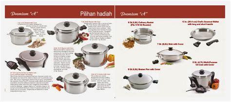 Wajan Saladmaster saladmaster healthy cookware classic set saladmaster