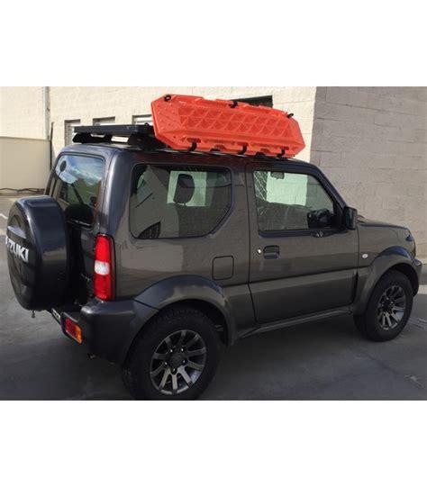 baca de techo bacas de techo para viaje de todo terreno suzuki jimny 4x4