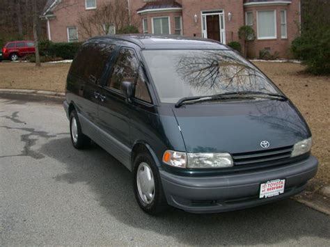 Toyota Previa 1996 Evasion07 1996 Toyota Previa Specs Photos Modification