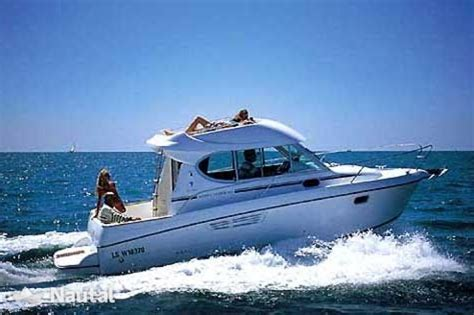 merry fisher fishing boats fishing boat rent jeanneau merry fisher 805 in el masnou