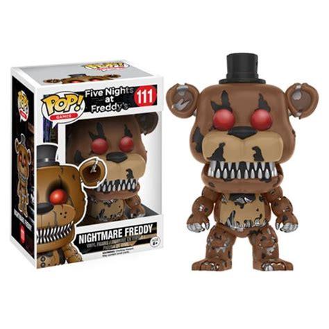 Pop Five Nights At Freddy S 2 five nights at freddy s nightmare freddy pop vinyl figure
