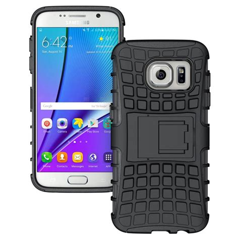 Anti For Samsung S7 samsung galaxy s7 anti slip hybridikotelo musta