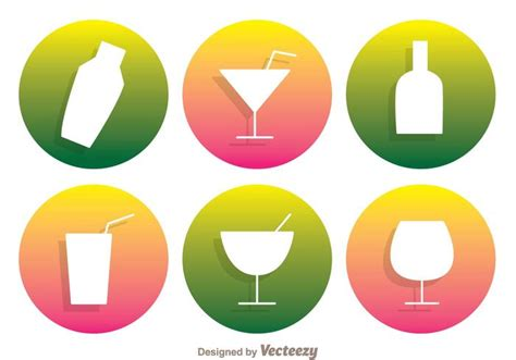 cocktail shaker vector cocktail vector icons download free vector art stock