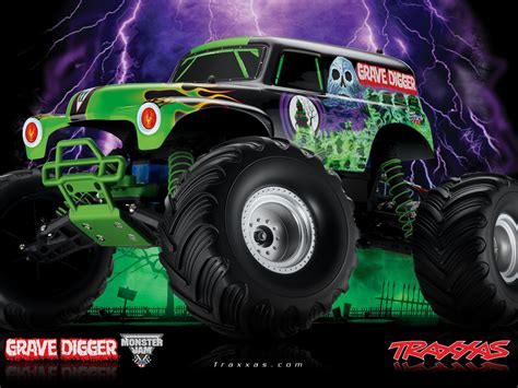 grave digger truck poster grave digger wallpapers wallpaper cave