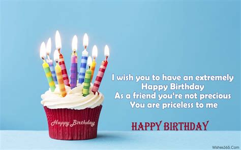 for birthday birthday wishes for best friend quotes on images