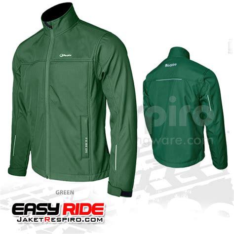 Jaket Parasut Respiro jaket motor harian murah yang nyaman untuk dipakai jaket