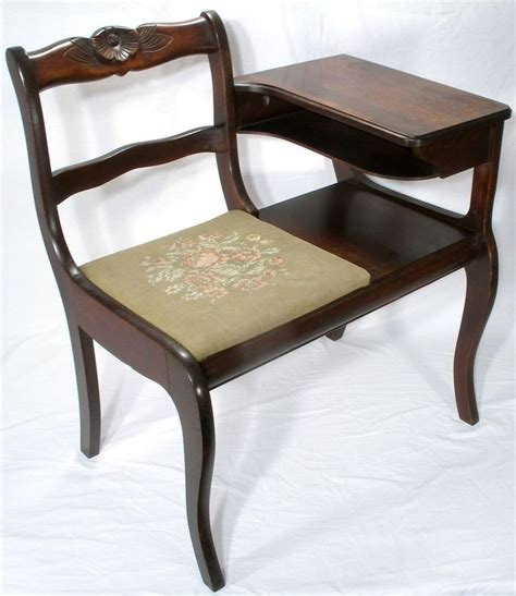 gossip bench phone table 21 best gossip bench telephone tables images on pinterest