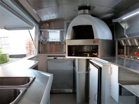 pizza van citroen hy dream restaurant pizza food truck food truck food truck design