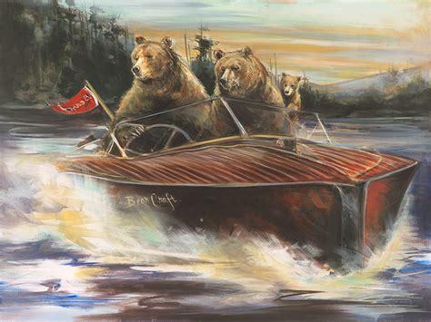 bear boat bearcraft ii mason maloof designs