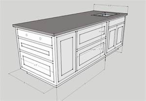 Kitchen Island Cabinet Plans by Island Cabinet Plans Plans Free
