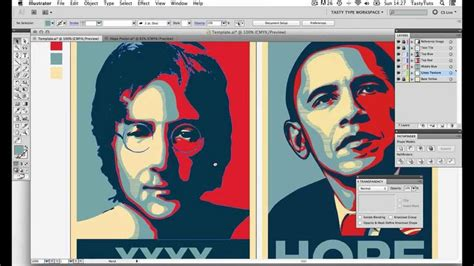 tutorial photoshop obama 27 best images about obama style poster on pinterest