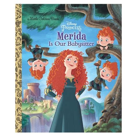 be brave penguin books disney brave merida is our golden book